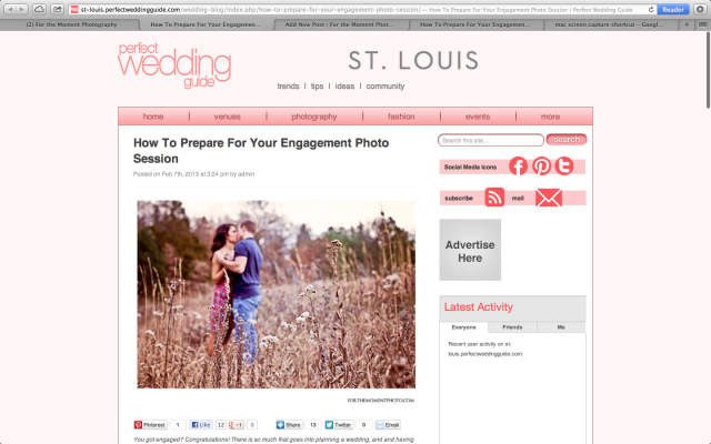 St Louis Perfect Wedding Guide