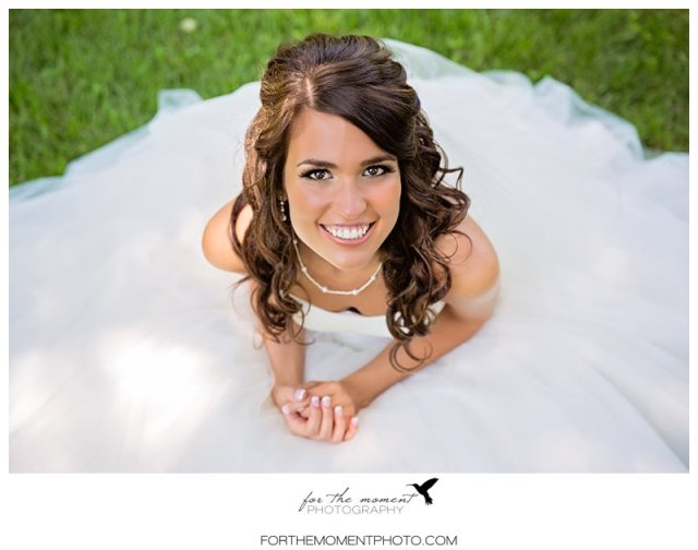 St Louis Wedding Photos at Faust Park | Orlando Garden Reception