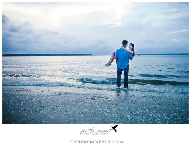 destination wedding photographer hilton head island sc engagement photos