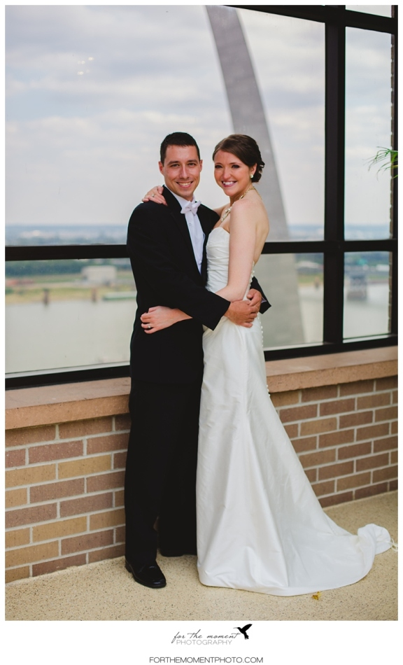 The Hyatt St Louis Wedding Photos