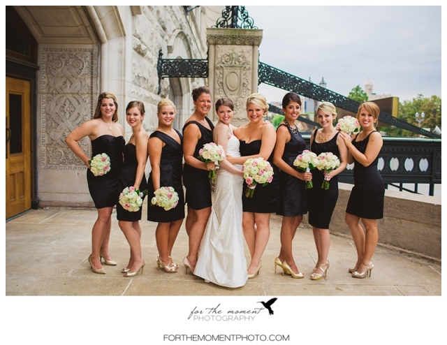 Union Station St Louis Wedding Photos